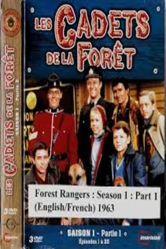 Poster of The Forest Rangers