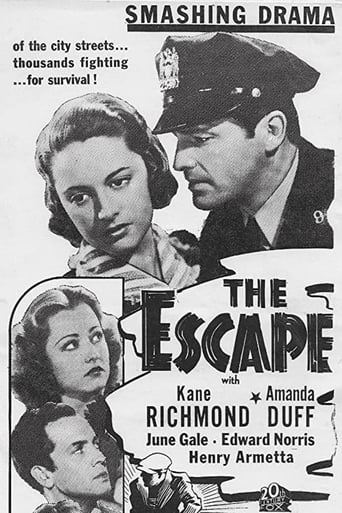 Poster of The Escape