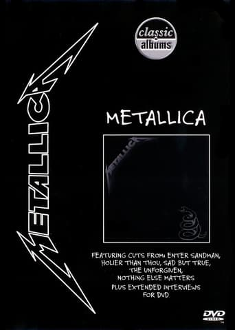 Poster of Classic Albums: Metallica -The Black Album