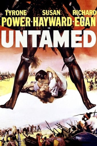 Poster of Untamed
