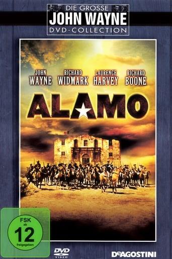 Filmplakat von Alamo