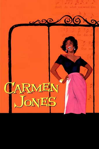 Poster of Carmen Jones