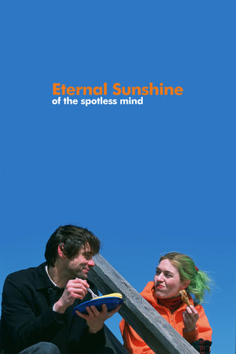 Poster of Eternal Sunshine of the Spotless Mind