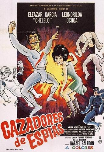 Poster of Cazadores de espías