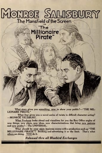 Poster of The Millionaire Pirate