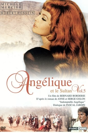 Poster of Angelique and the Sultan