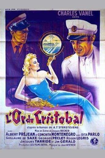 Poster of Cristobal's Gold