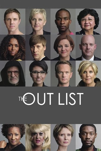 Poster of The Out List