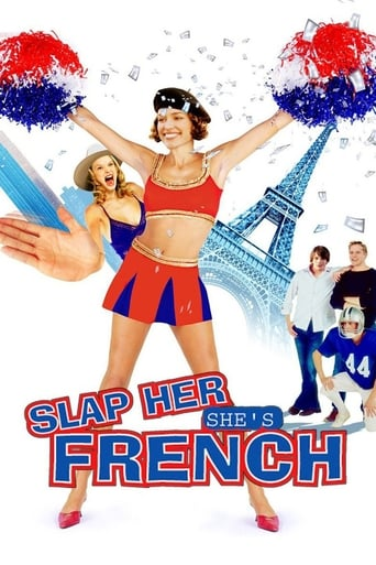 Poster of Slap Her... She's French
