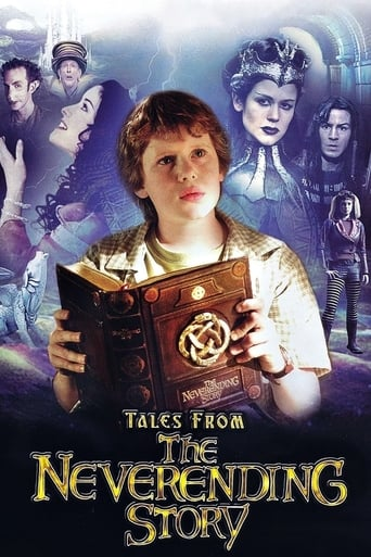 Poster of Tales from the Neverending Story