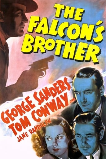 Poster of The Falcon's Brother