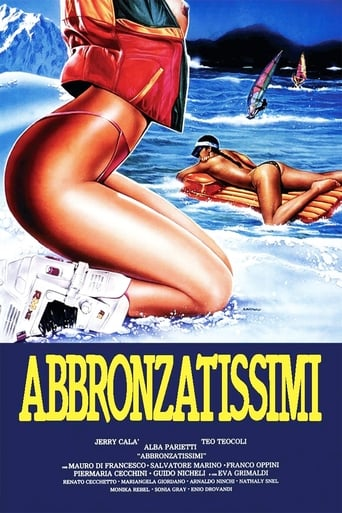 Poster of Abbronzatissimi