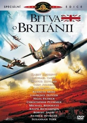 Poster of Bitva o Británii
