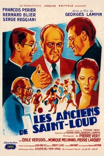 Poster of Les anciens de Saint-Loup