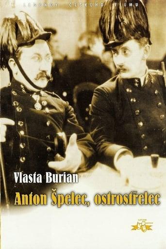 Poster of Anton Spelec, Sharp-Shooter