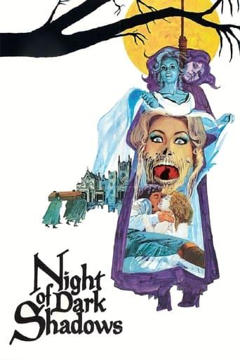 Poster of Night of Dark Shadows
