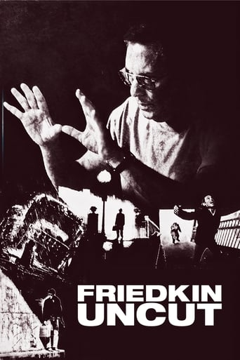 Poster of Friedkin Uncut