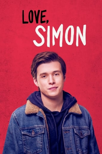 Poster of Love, Simon