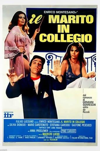 Poster of Il marito in collegio