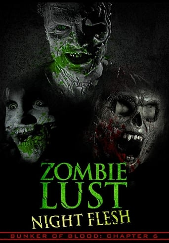 Poster of Bunker Of Blood: Chapter 6: Zombie Lust: Night Flesh