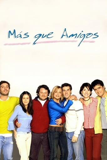 Poster of Más que amigos