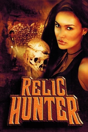 Poster of Relic Hunter