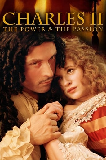 Poster of Charles II: The Power and The Passion