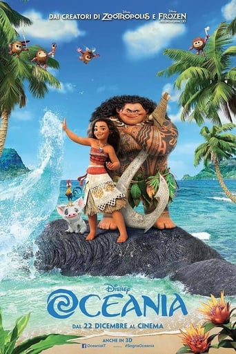 Poster of Oceania