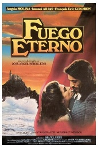 Poster of Fuego Eterno