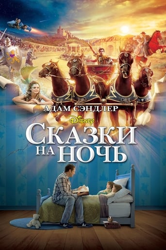 Poster of Сказки на ночь