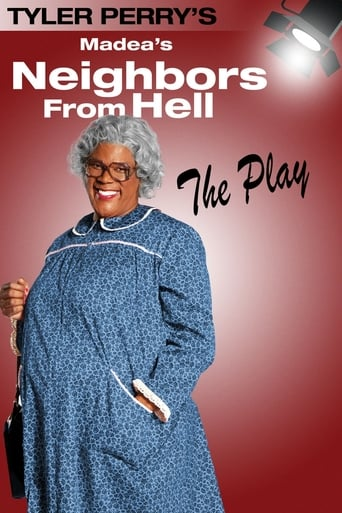 Poster of Tyler Perry's Madea's Neighbors from Hell - The Play