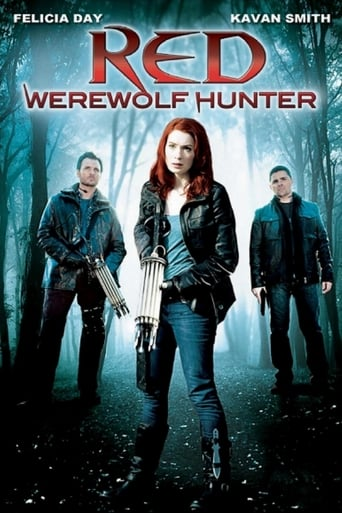 Poster of Red: Werewolf Hunter