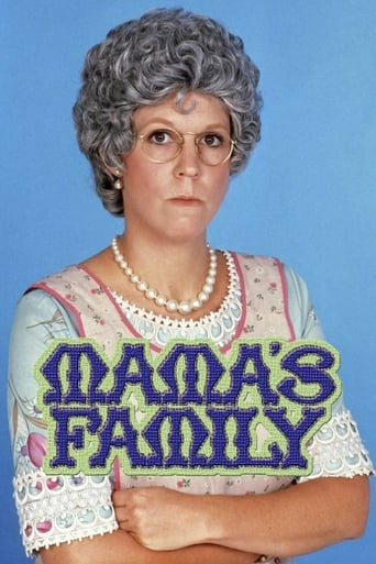 Poster of Mama's Family