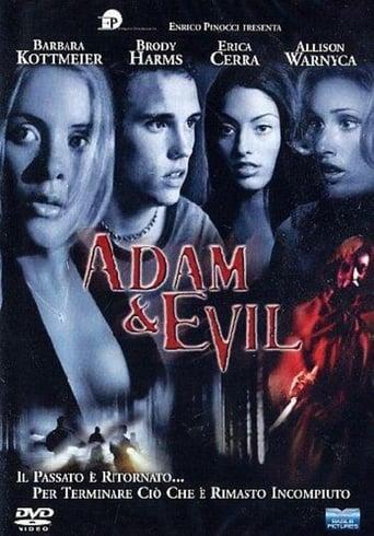 Poster of Adam & Evil