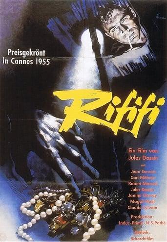 Filmplakat von Rififi
