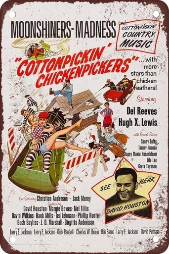 Poster of Cottonpickin' Chickenpickers