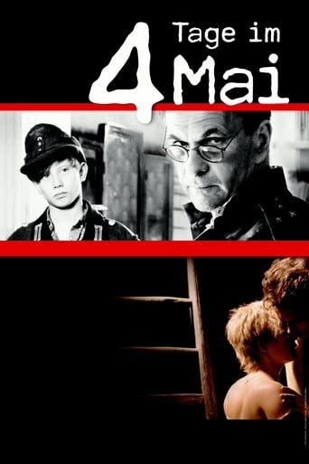 Poster of 4 Days in May
