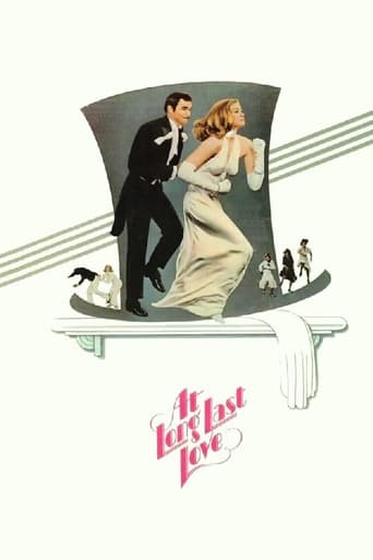 Poster of At Long Last Love