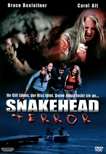 Poster of Snakehead Terror