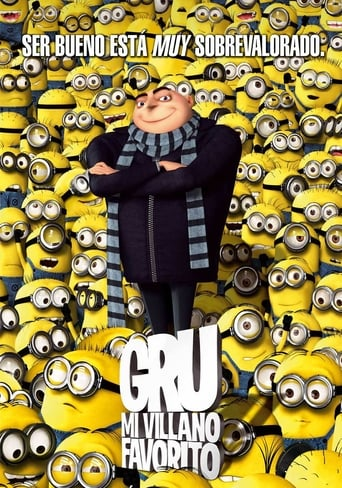 Poster of Gru. Mi villano favorito