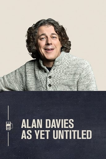 Poster of Alan Davies: As Yet Untitled