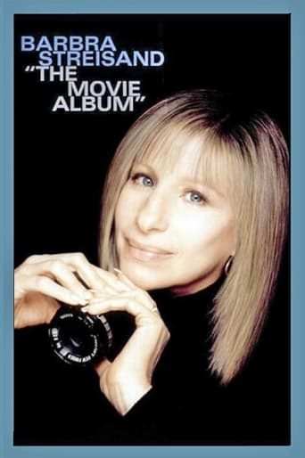 Poster of Barbra Streisand: The Movie Album