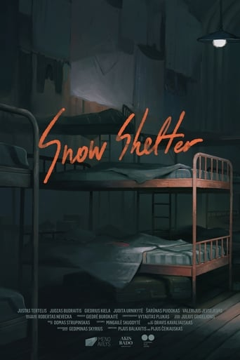 Poster of Snow Shelter