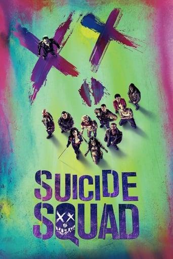 Filmplakat von Suicide Squad