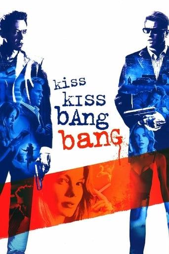 Poster of Kiss Kiss Bang Bang
