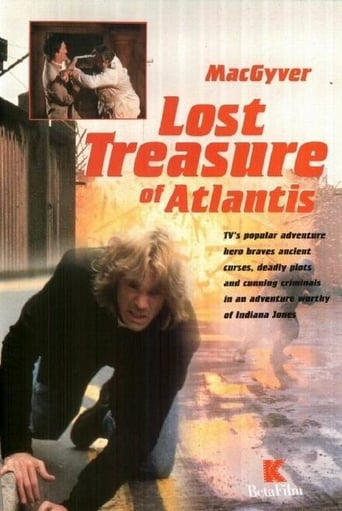 Poster of MacGyver: Lost Treasure of Atlantis