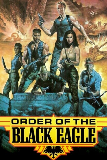 Poster of Order of the Black Eagle