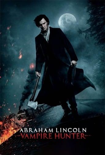 Poster of Abraham Lincoln: Vampire Hunter