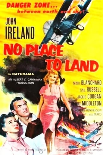 Poster of No Place to Land