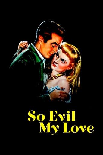 Poster of So Evil My Love